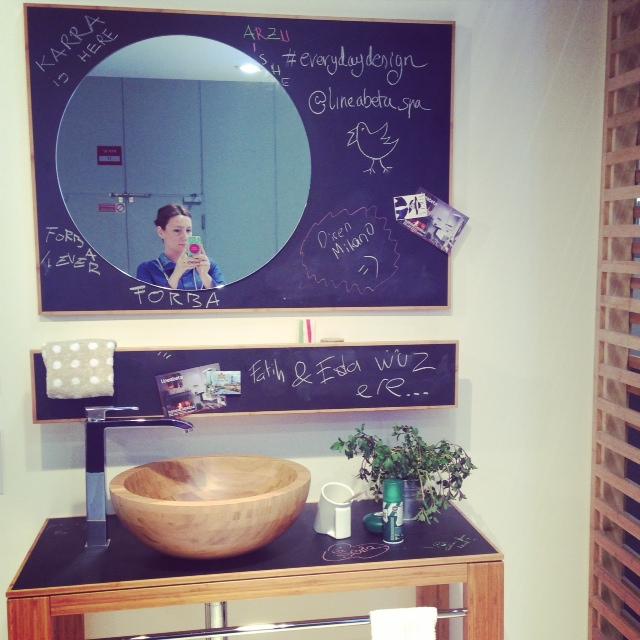 bagno salone del mobile 2014